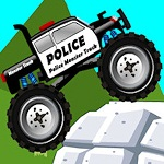 Police Monster Truck